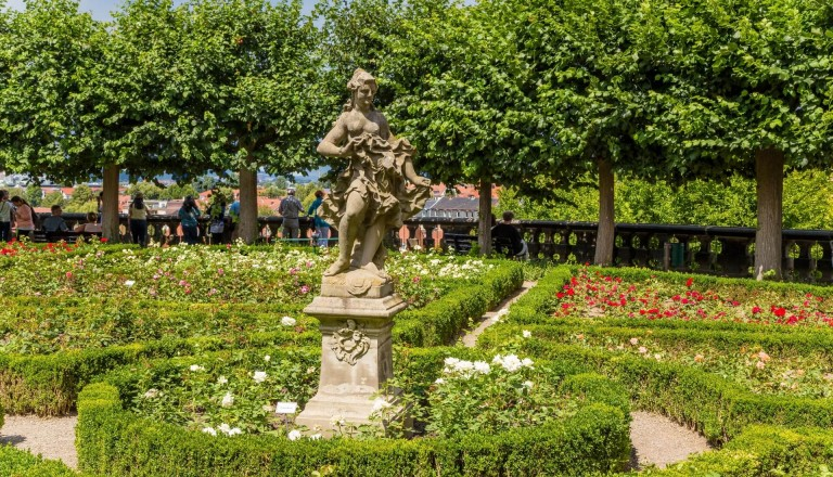 Städtereisen Bamberg Garten