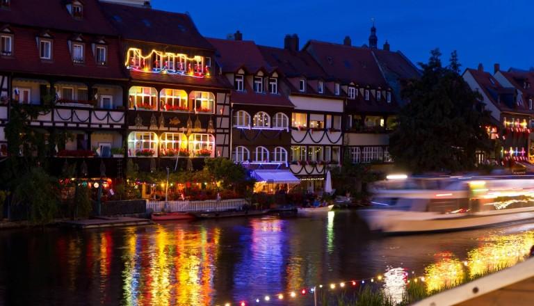 Städtereisen Bamberg Sandkirchweih
