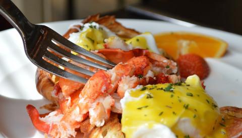 Boston Baked Lobster Essen