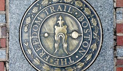Boston - Der Freedom-trail sehenswürdigkeiten