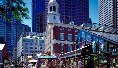 Boston-Faneuil Hall