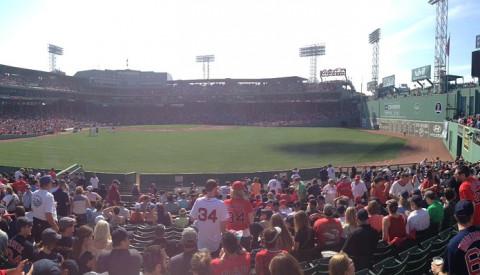Boston - Stadium Fenway Sport