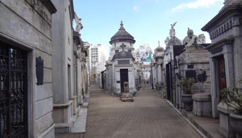 Der elegante Stadtteil Recelota