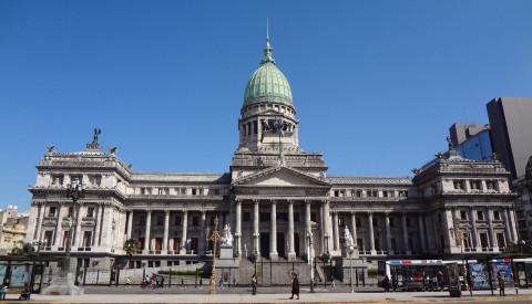 Sehenswürdigkeiten in Buenos-aires-Nationalkongresses