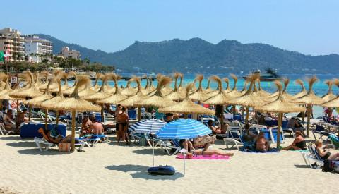 Cala Millor Strand, Mallorca