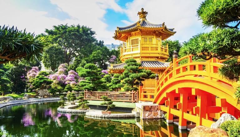 Pauschalreis-Garten-China