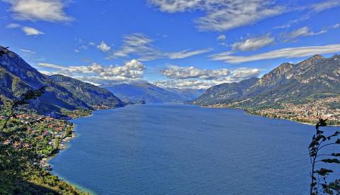 Wie wär´s mit einem Ausflug? Der wunderschöne Comer See ist nicht weit!