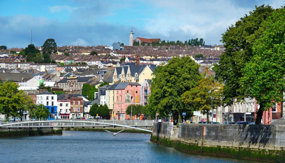 Cork Irland Städtereisen
