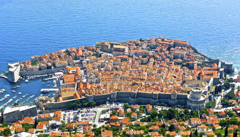 Oder besuchen Sie die Perle der Adria- Dubrovnik.