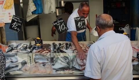 Fischmarkt Marseille