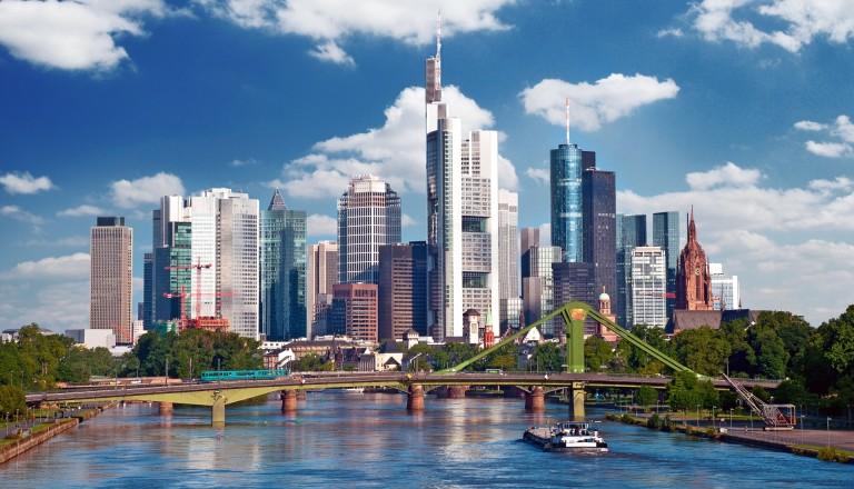 Urlaub in Deutschland 300 Euro Frankfurt