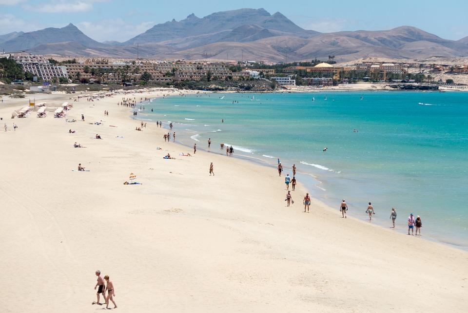 Fuerteventura Pauschalreisen Strandurlaub