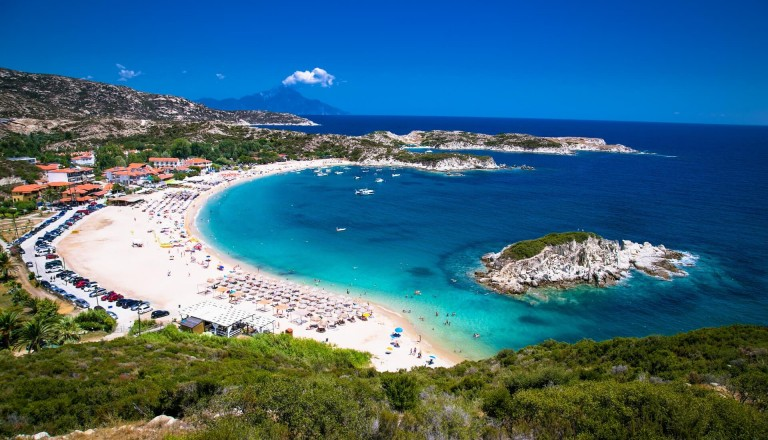 Städtereisen Griechenland Halbinsel