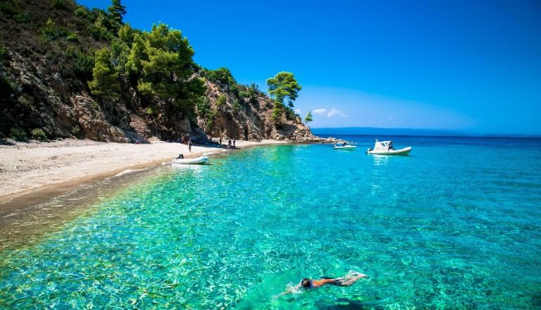 Städtereisen Griechenland Sithonia