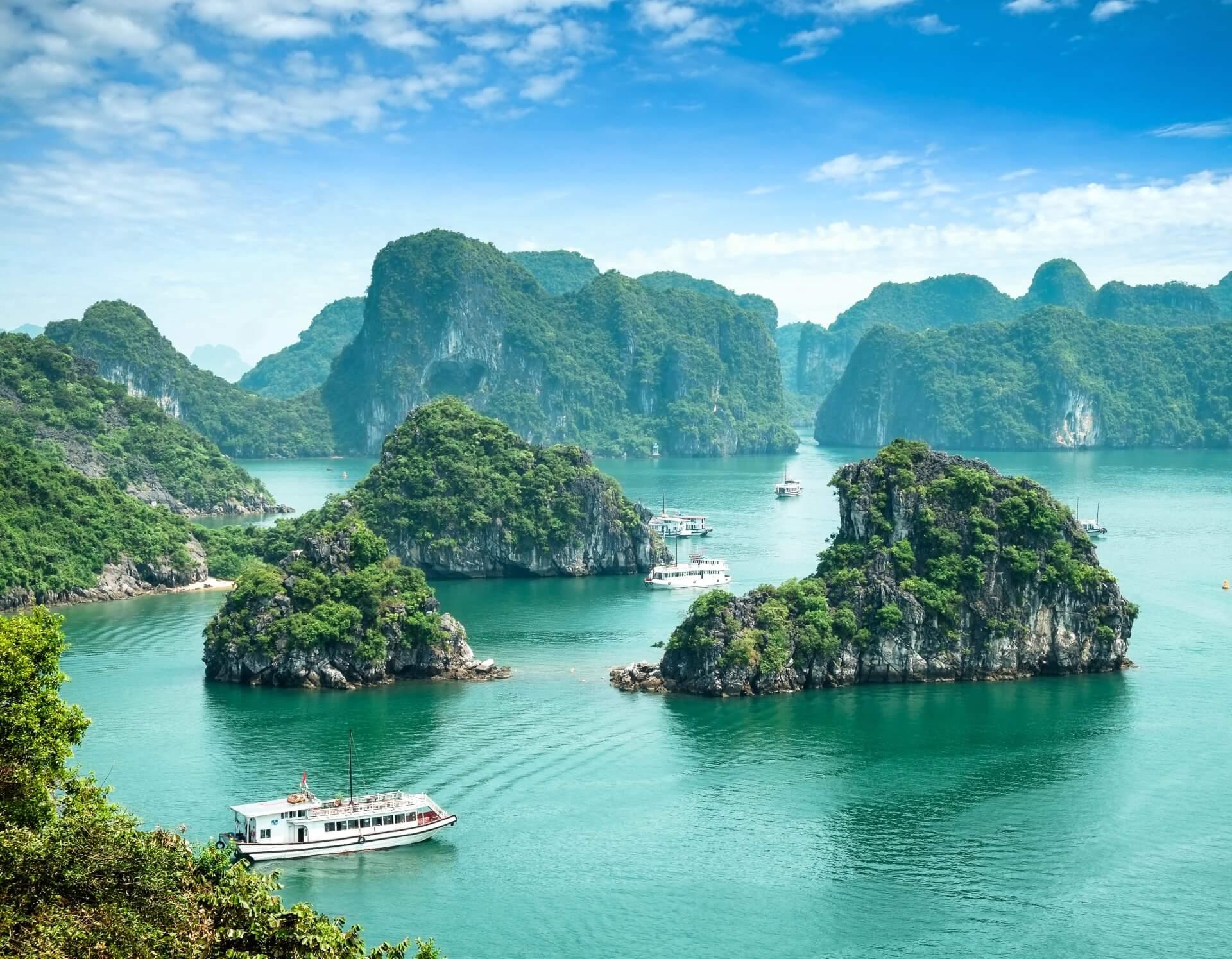 Pauschalreisen-Vietnam-Halong-Bucht