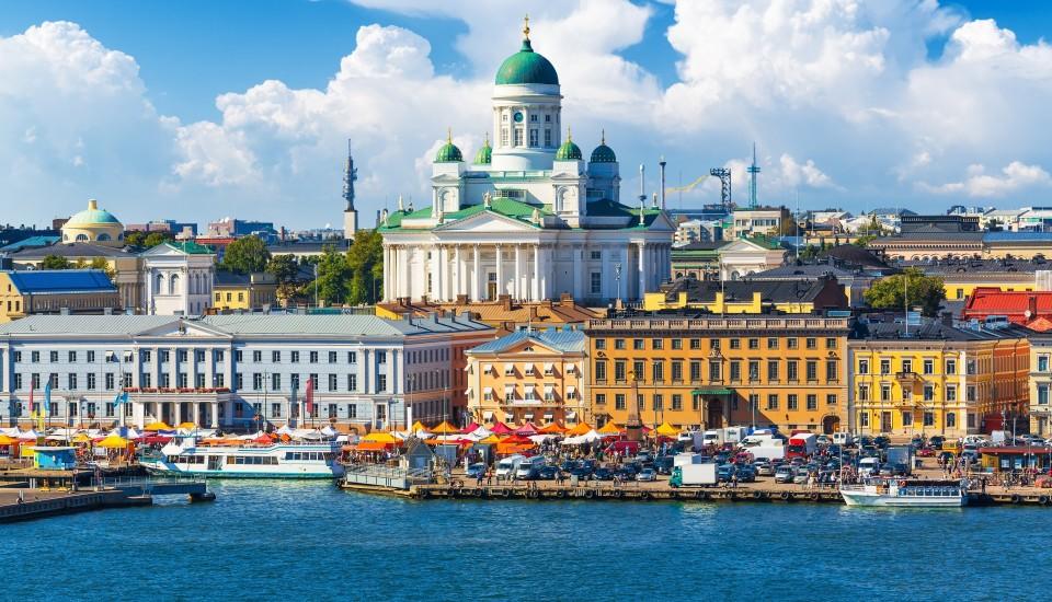Helsinki Städtereisen