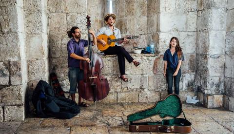 In den Straßen Jerusalems finden regelmäßig Veranstaltungen statt.
