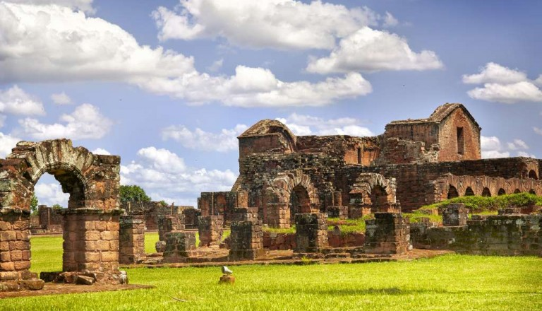Jesuiten Ruinen