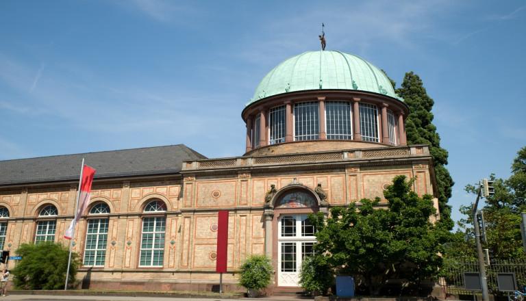 Die Karlsruher Kunsthalle