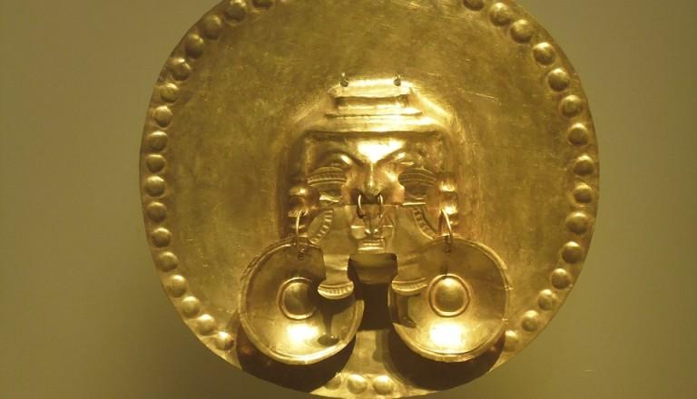 Goldrichtig: Ein Besuch des Museo del Oro in Bogotá.