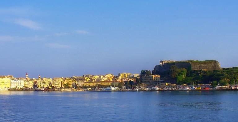 Reisen nach Korfu