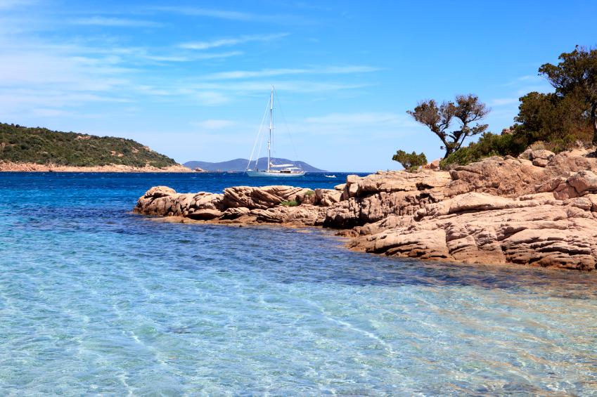 Italien Korsika