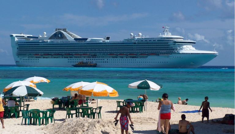 Kreuzfahrtschiff MSC Reiseveranstalter