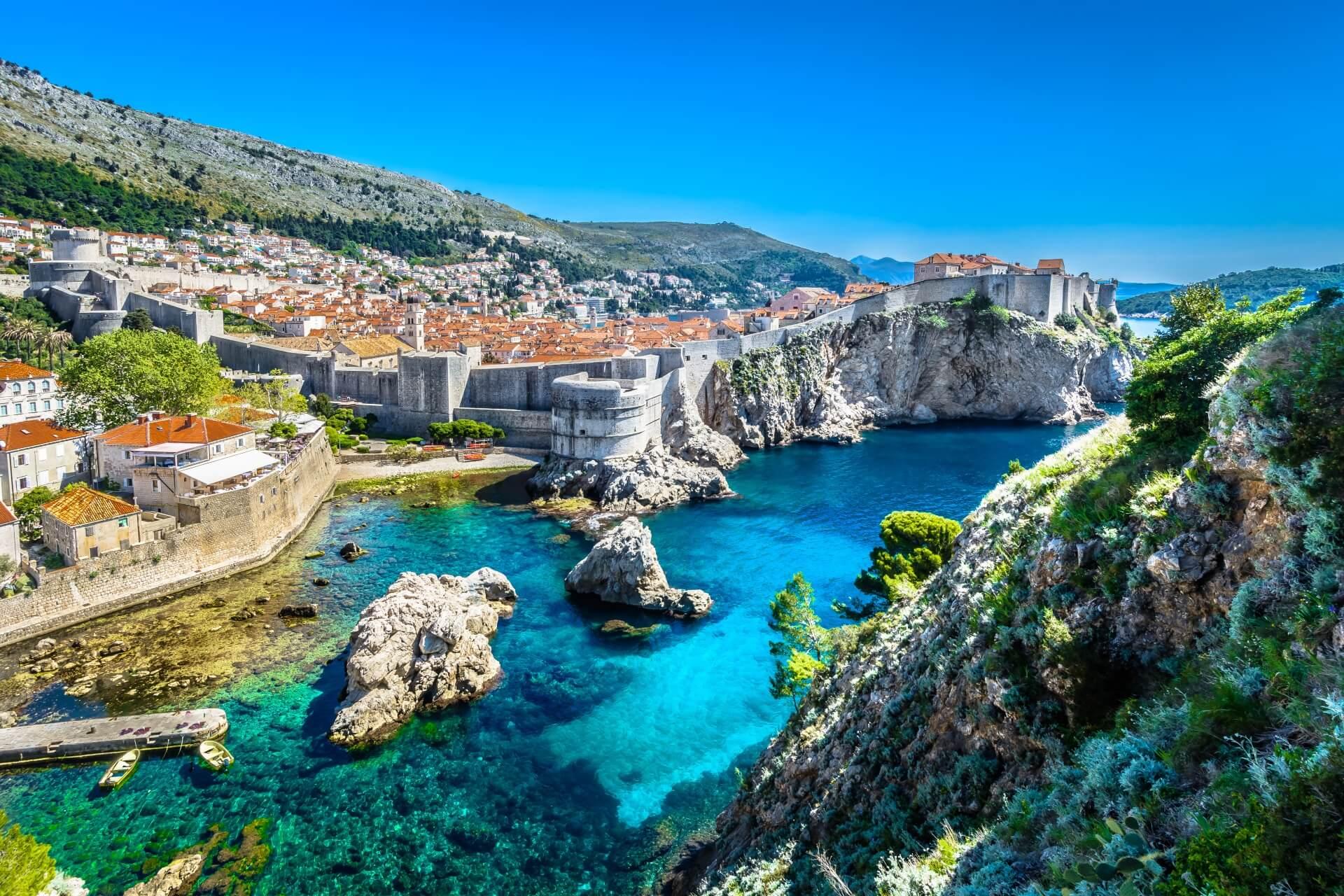 Kroatien-Dubrovnik