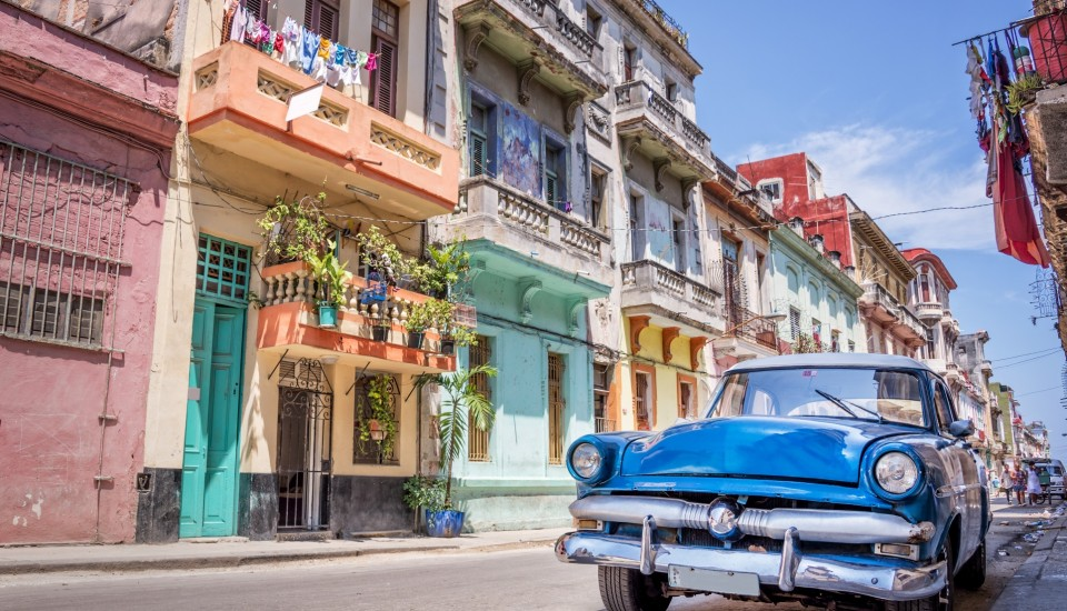 Oldtimer Havanna