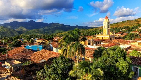 Trinidad auf Kuba!