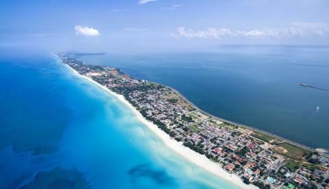 Das Badeparadies Varadero  auf Kuba