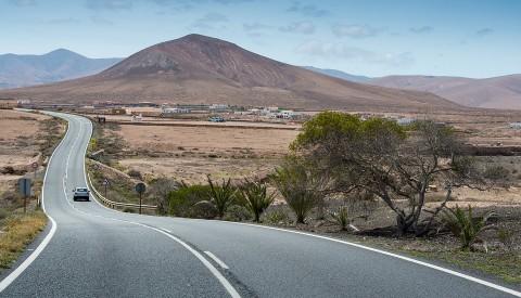 Landschaft Fuerteventura
