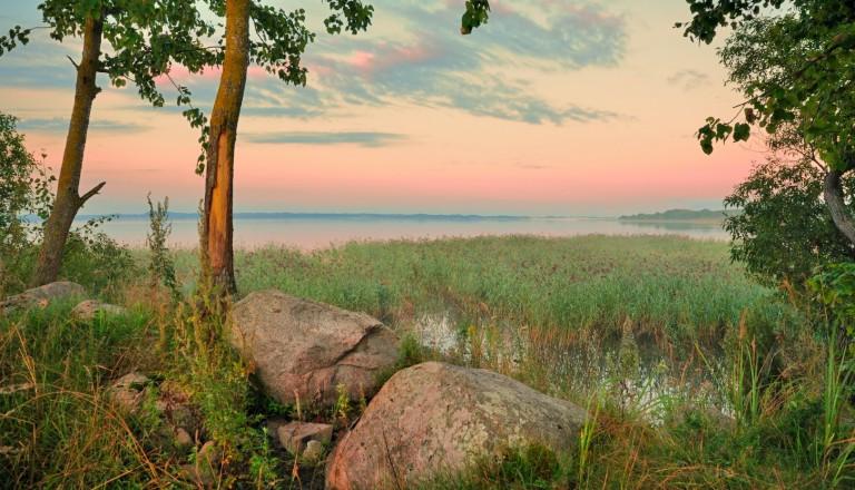 Der Razna Nationalpark in Lettland.