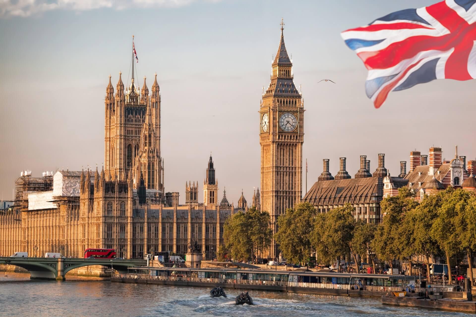 Big Ben Pauschalreisen England