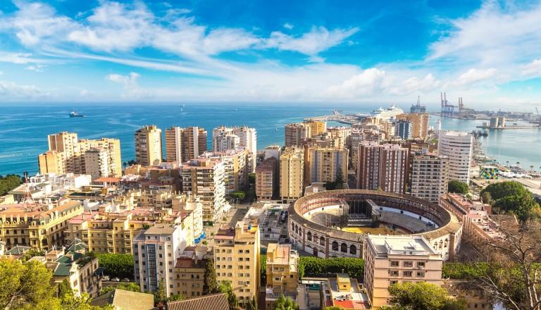 Malaga Städtereisen Spanien
