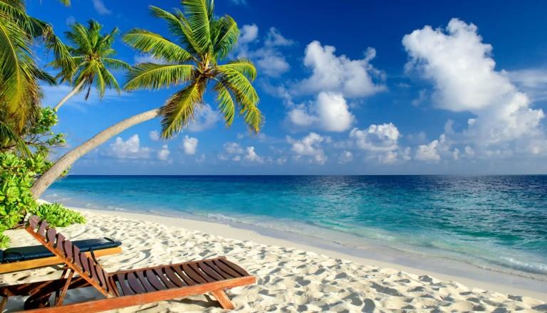 Last Minute Malediven Strand