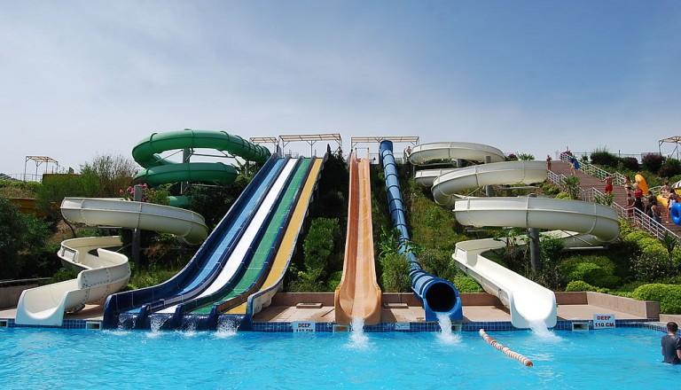 Der Marmaris Aqua Park.