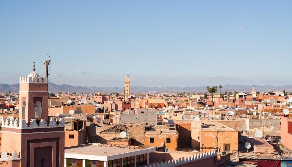 Marrakesch Städtereisen Reisen