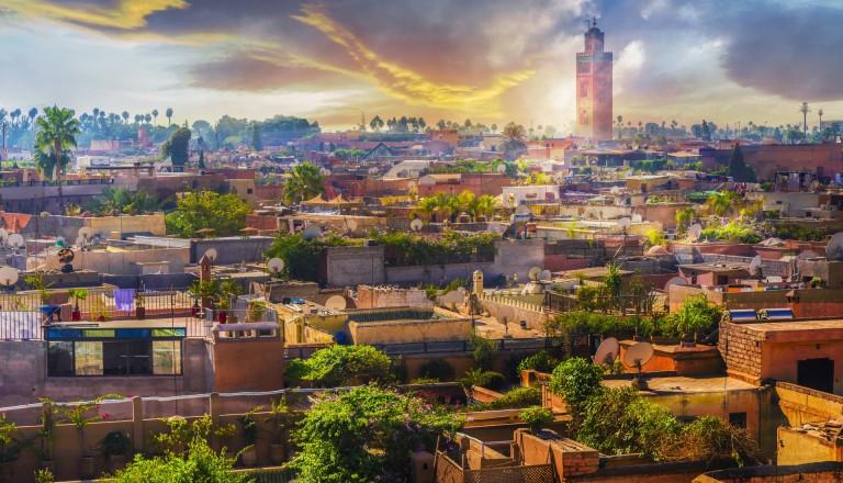 Städtereisen nach Marrakesch Medina
