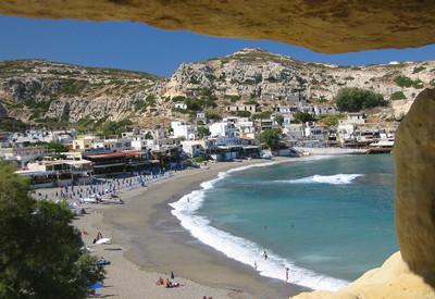 Kreta Aussicht