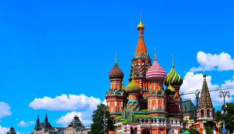 Moskau St. Basi