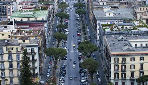 Stadtteile von Neapel Chiaia