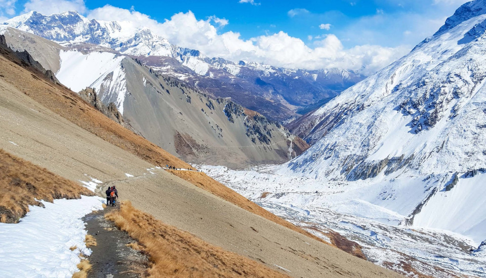 Rundreisen in Nepal, Trekking Himalaya