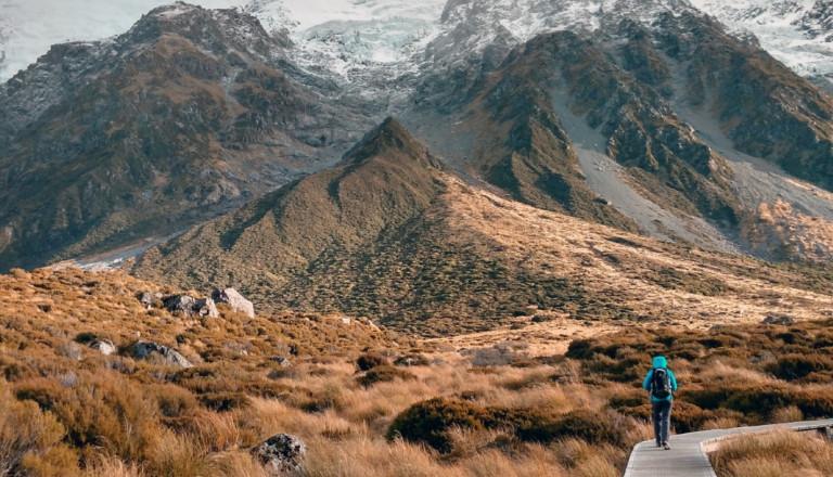 Beschreiten Sie Ihren eigenen Weg in Neuseeland!
