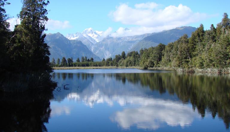 Reisen nach Neuseeland