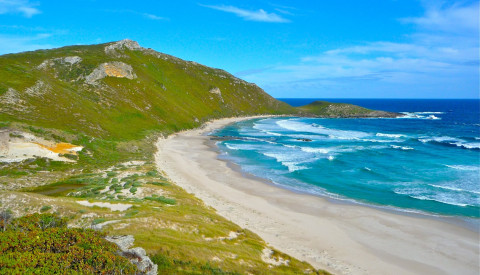 Here are our top 5 of New Zealand's most beautiful beaches: