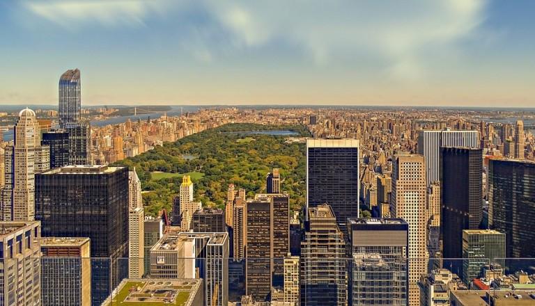 New York mit Central Park