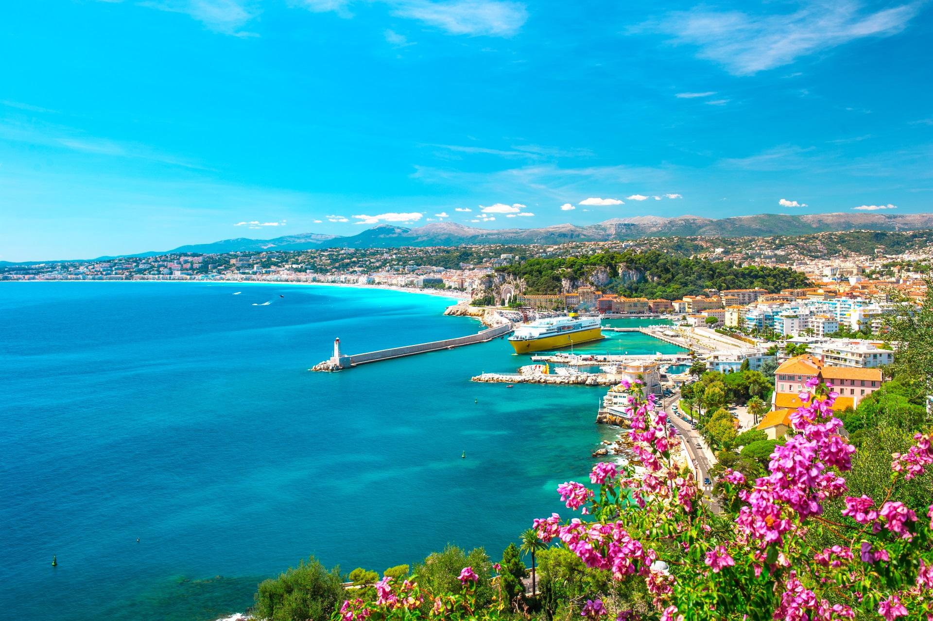 Nizza Städtereisen