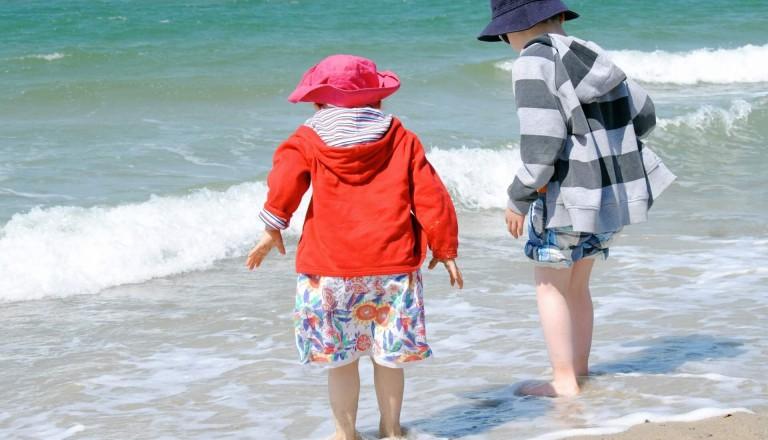 Nordsee-Kinder-Familienurlaub
