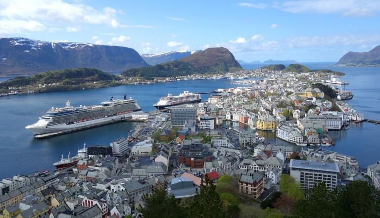 Norwegen Kreuzfahrten